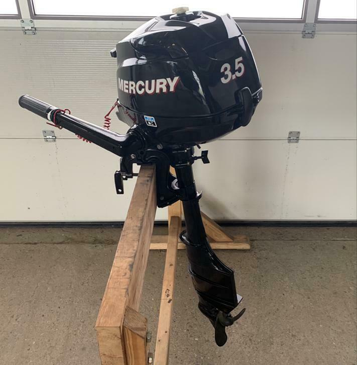 Mercury 3.5pk 4 takt 4